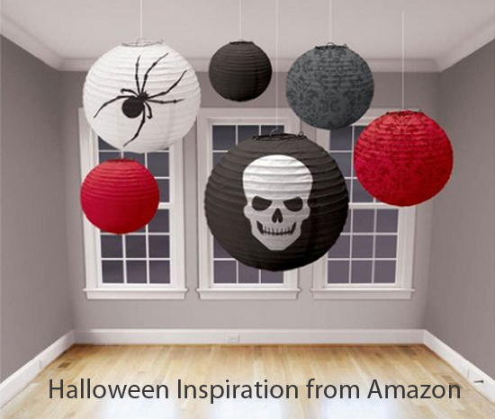 Halloween Inspiration from Amazon
