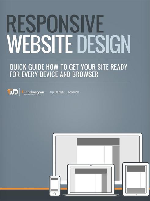 Responsive Design Books For Smarter Design Responsive Design