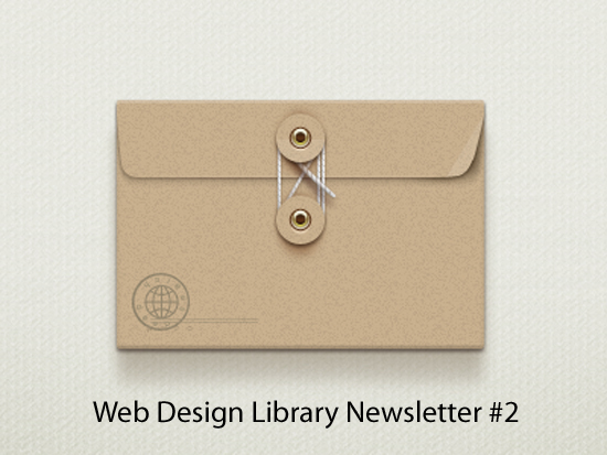 Web Design Library Newsletter #2