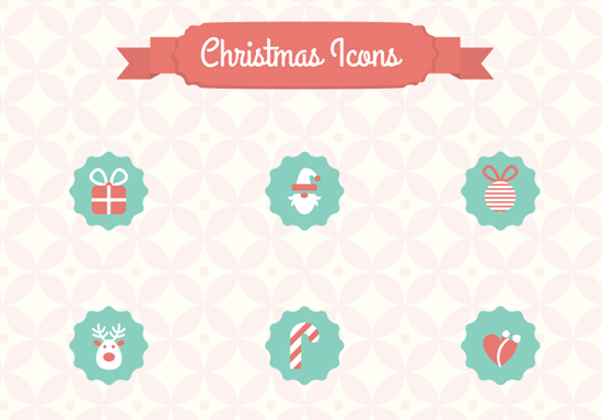 Roundup of Lovely Christmas Icons