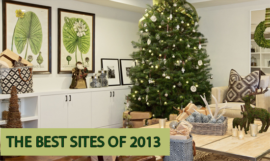 The Best Sites of 2013