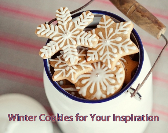 Winter Cookies for Your Inspiration