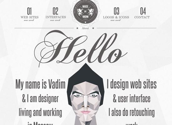 How to Write Stellar Copy for Your Web-Design Portfolio Website ...