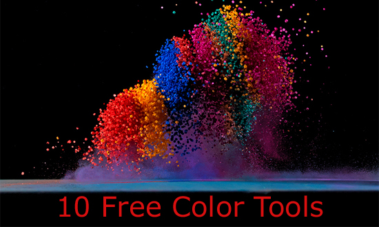 10 Free Color Tools