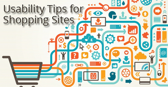 Usability Tips for Shopping Sites