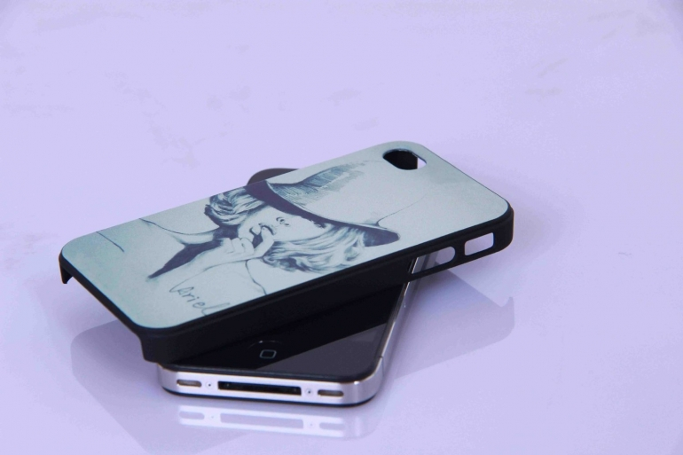 Hard Back Cover Case for iPhone 5