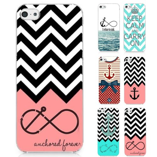 Original New Print Hard Skin Case Cover Shell for Mobile Cell Phone Apple Iphone 4 4S / 5 5S