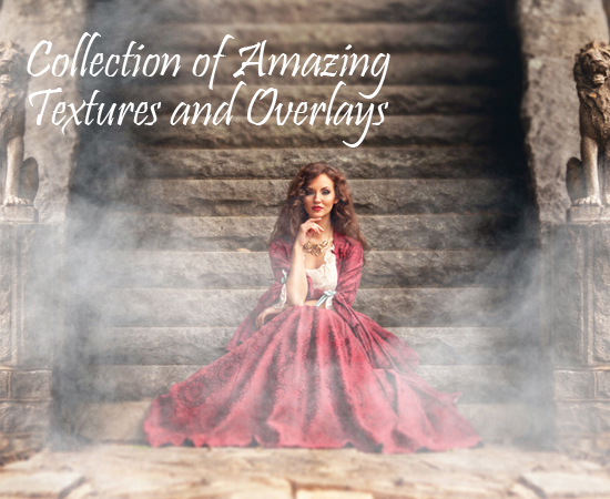 Collection of Amazing Textures and Overlays
