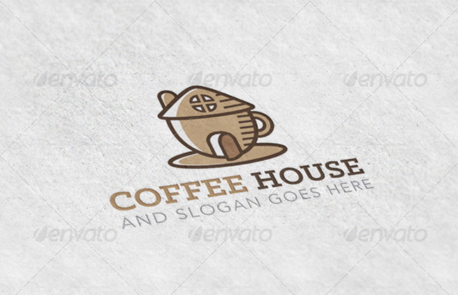 food logo Coffee House Logo