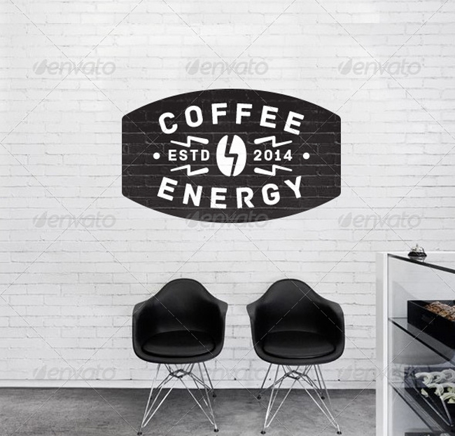 food logo Coffee Energy Logo