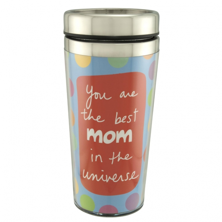 Sandra Magsamen You're The Best Mom Travel Mug