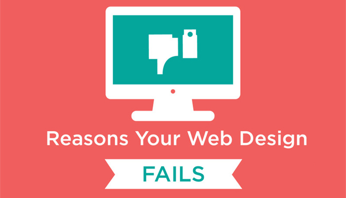 Web Design Fails