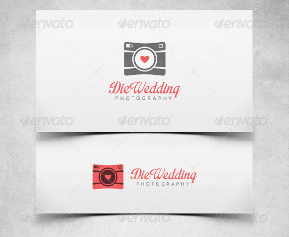 Wedding Photography-Logo Template