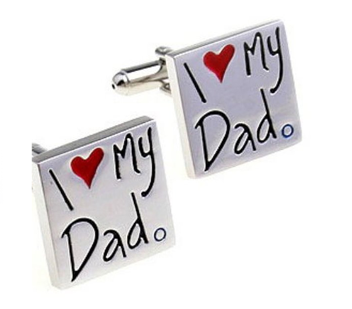 Cufflinks for Father'day