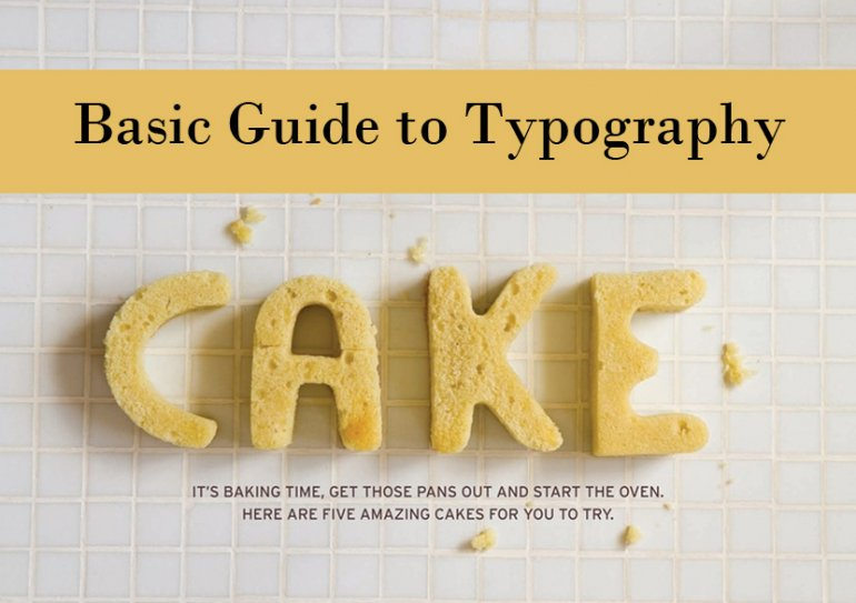 Basic Guide to Typography