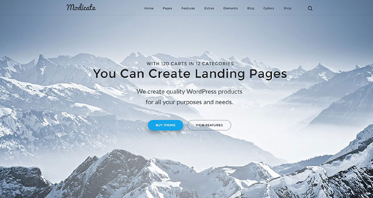 Multipurpose Website Template