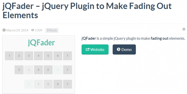 jQuery Library