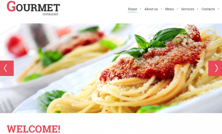 Food-Related Website