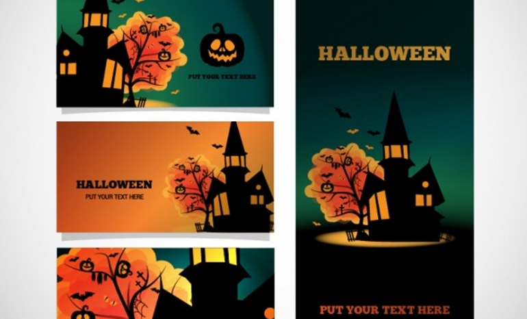 Halloween Design Freebies