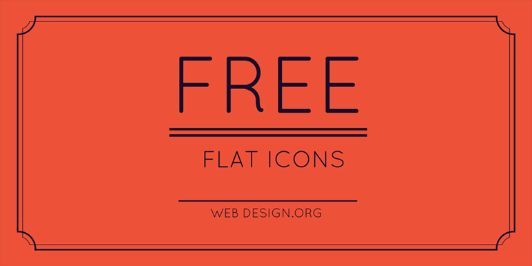 Get More Followers Than Katy Perry With Our Free Flat Social Icons