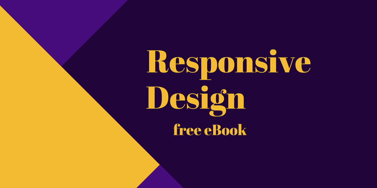 responsive design eBook