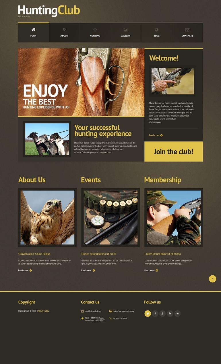 50 Motivating Sport WordPress Themes Web Template Customizat