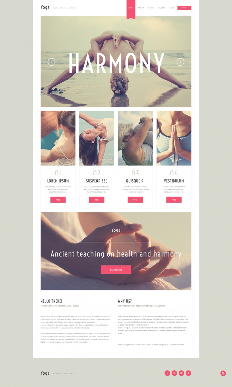 50 Motivating Sport WordPress Themes | Web Template Customization