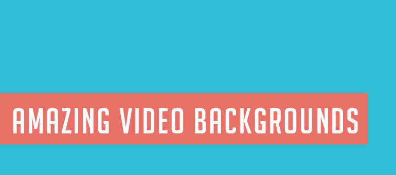 15 WP Themes With Amazing Video Backgrounds