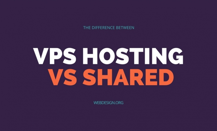 The Difference Between VPS Hosting Versus Shared Hosting