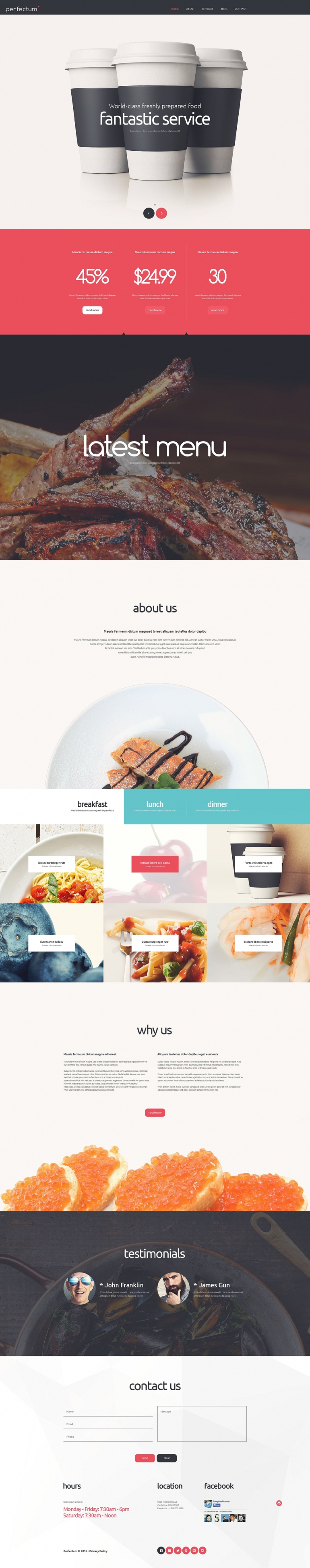 15 Templates With Awesome Hero Headers
