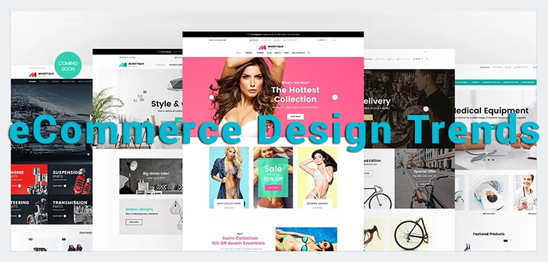eCommerce Design Trends 2017