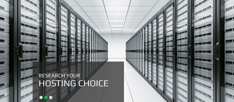 The Most Important Factors When Choosing a Web Hosting Provider
