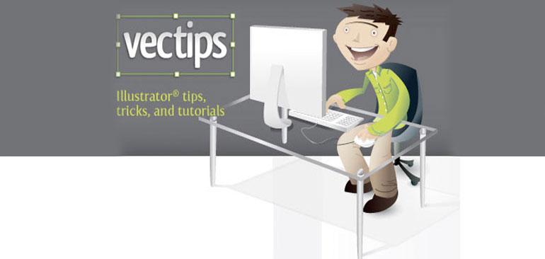 Vectips - My Favorite Source for Adobe Illustrator Tutorials