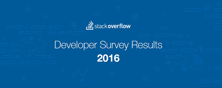 What Stack Overflow's 2016 Dev Survey Predicts About the Future of Web Design