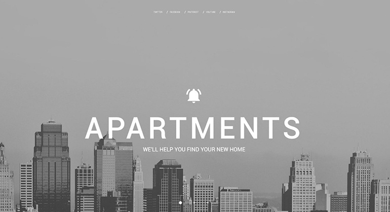 Exploring Trends in Real Estate Website Design in 2016:  Real Estate Websites vs Real Estate WordPress Themes
