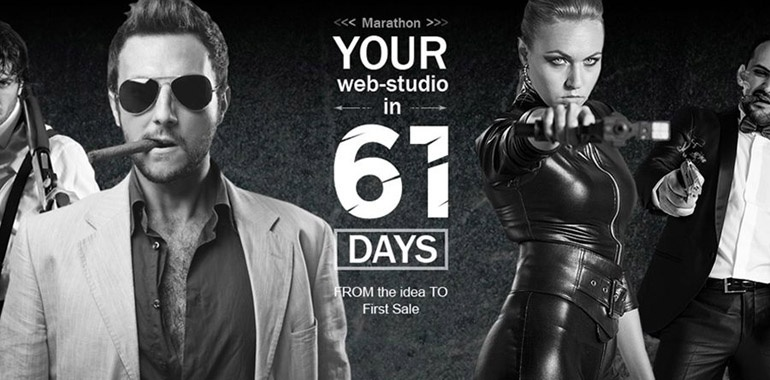 Dreams to Reality: 61 Days to Get a Web Design Studio Live with TemplateMonster's Marathon