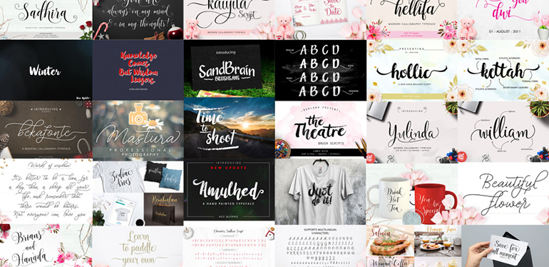 Fonts You'll Love at Prices You Won't Believe