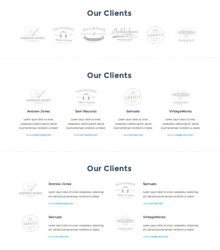 modicate-clients-page