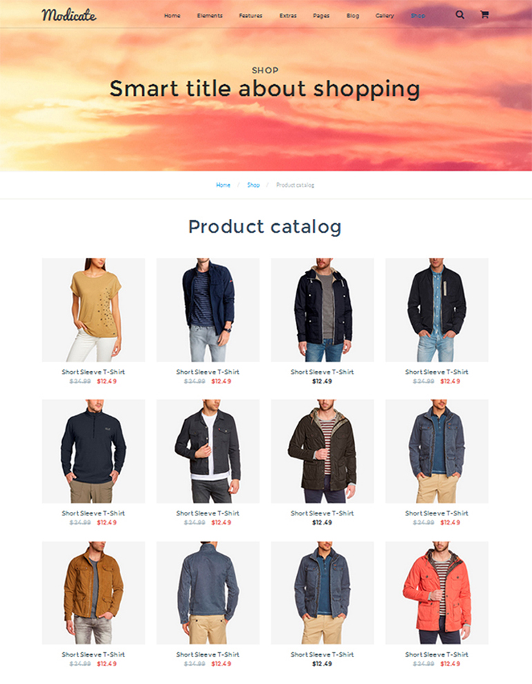 modicate-product-catalog-page