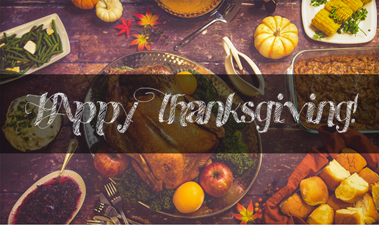 Amazing Thanksgiving Design Resources