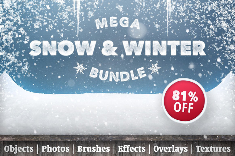 Snow & Winter Bundle