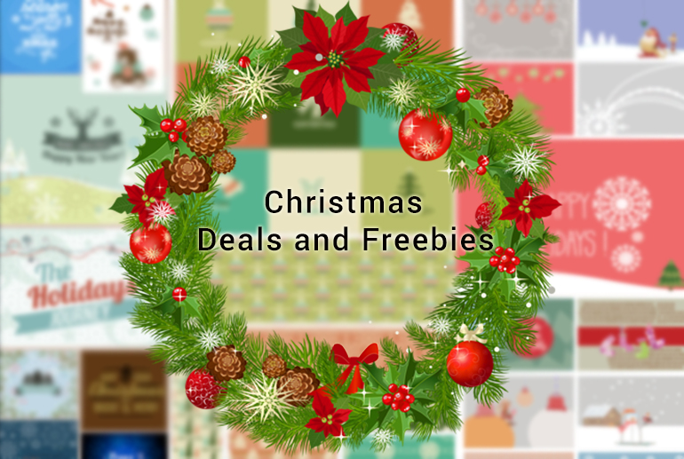 Christmas Deals and Freebies