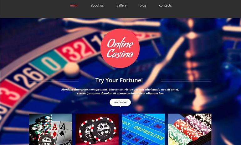 Casino and Gambling Programs