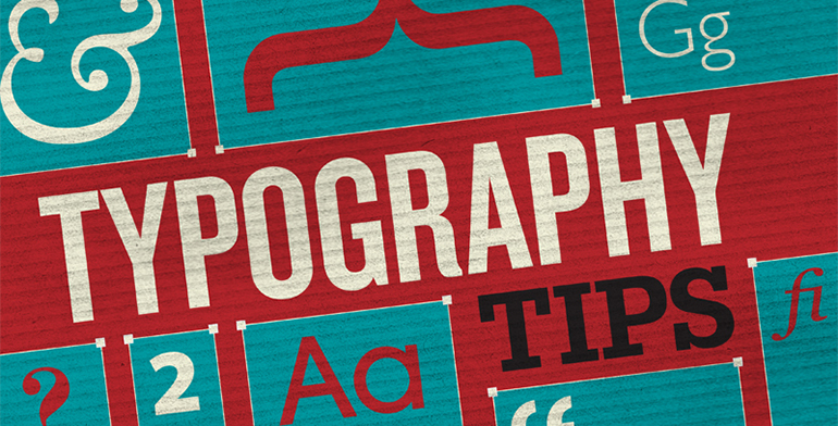 5 Typography Tips for Trade Show Displays
