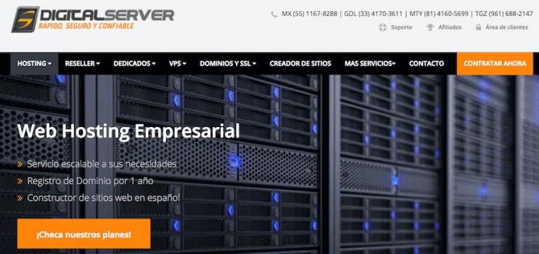mejor servicio de hosting For Profit