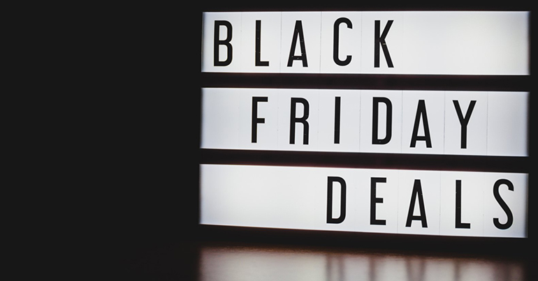 Best Black Friday Deals For Website Designers and Web Developers 2018