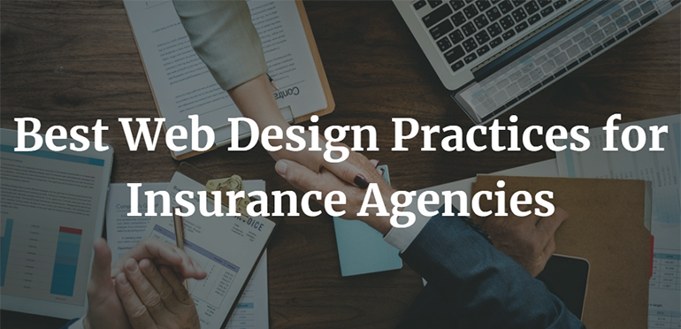 Best Web Design Practices for Insurance Agencies