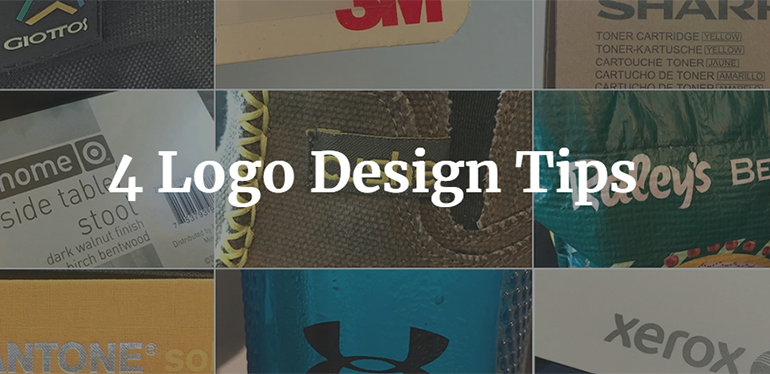 4 Logo Design Tips