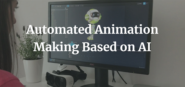 Automated Animation Making Based on AI