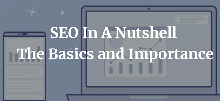 SEO In A Nutshell – The Basics and Importance